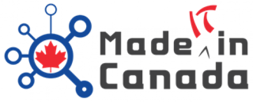 Made IT in Canada logo